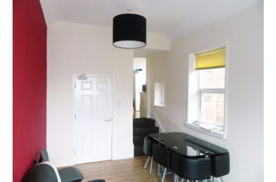 Superb and Very Large 5 (All Double) Bedroom Maisonette To Let Heaton Road Newcastle Upon Tyne