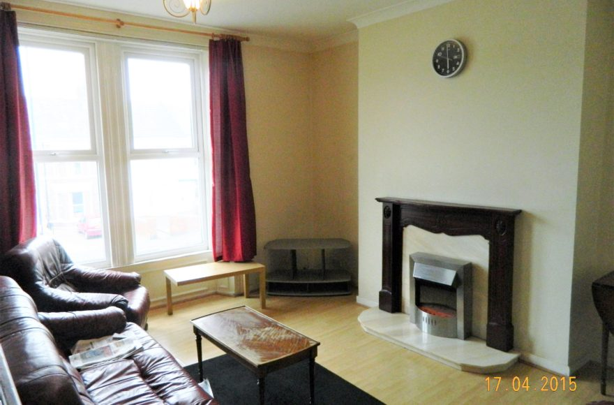 Student / Professional 3 Bedroom 3 Bathroom Upper Maisonette To Let Heaton Rd Heaton Newcastle