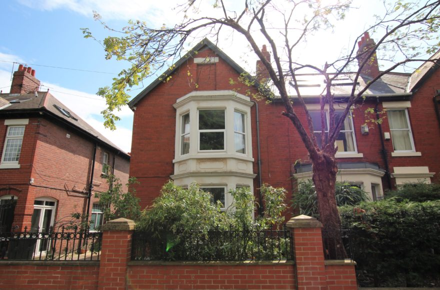 Massive Professional – Student – Family 6 Bed HOUSE To Let on Cartington Terrace in Heaton Newcastle