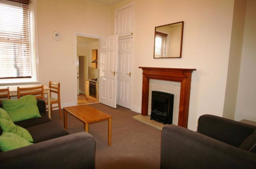 Lovely 3 Bed Professional / Student / Family Flat To Rent Warton Terrace Heaton Newcastle Upon Tyne