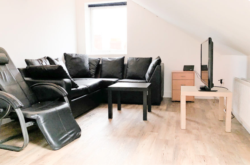 Superb Modern 3 Double Bed Student Flat to let Flat 4 Heaton Road Heaton Newcastle upon Tyne