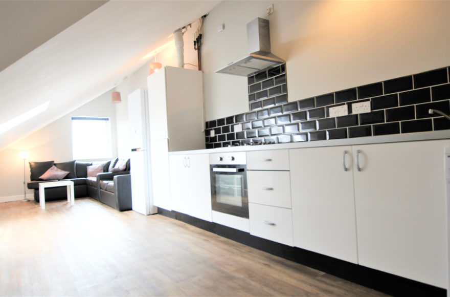 Superb clean Modern 3 Double Bed Student Flat To Let Flat 6 Heaton Rd Heaton Newcastle Upon Tyne