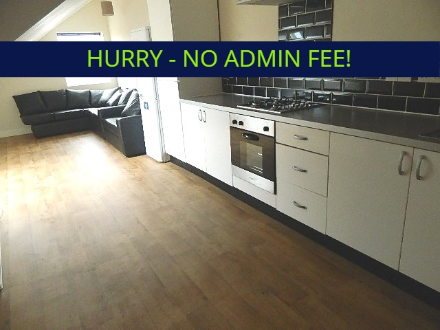 Superb 3 Bed Student Apartment To Rent on Heaton Road in Heaton Newcastle Upon Tyne