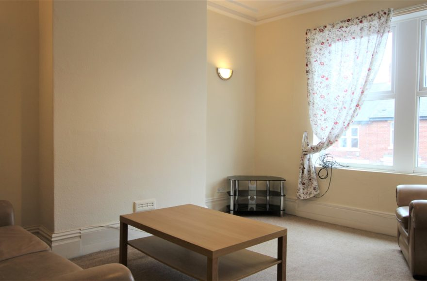 Student  Professional Family 3 bed upper maisonette To Rent On Rothbury Terrace Heaton Newcastle