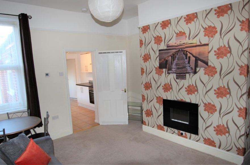 3 Bed Student / Professional / Family Upper Flat To Let 103 Trewitt Rd in Heaton Newcastle Upon Tyne