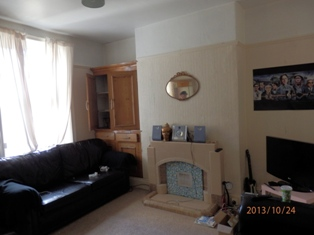 Cardigan Terrace Heaton Newcastle Upon Tyne 5 Bed Student Professional Accommodation To Let