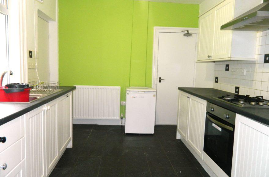 6 Bedroom White Brick Victorian Town House Cardigan Terrace Heaton Newcastle Upon Tyne