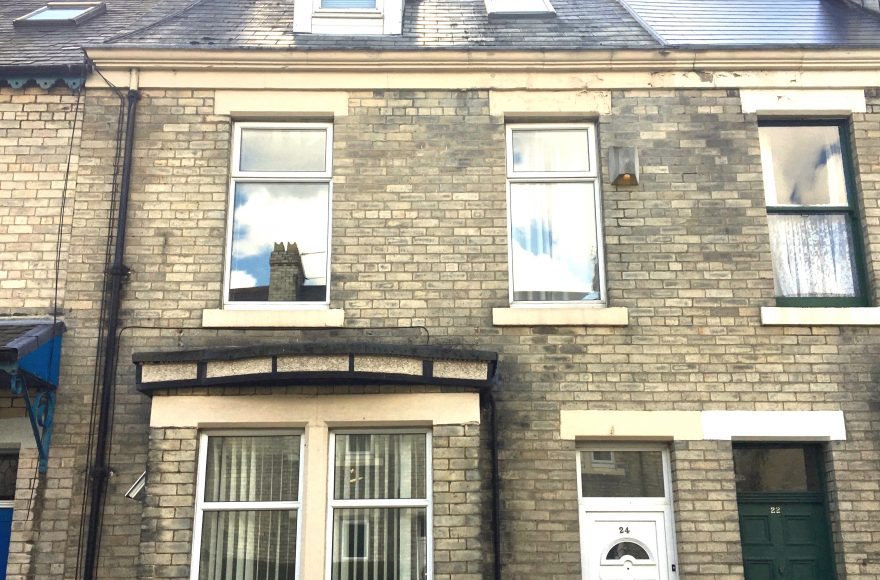 Cardigan Terrace, Heaton