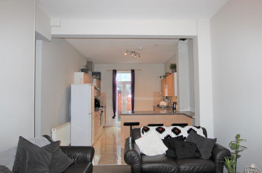 Superiour 4 Bedroom Student House To Rent King John Street, Heaton Newcastle Upon Tyne