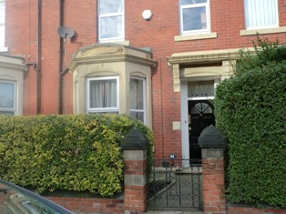 Cartington Terrace 4 Bed Accommodation for Students or Professionals To Let in Heaton Newcastle