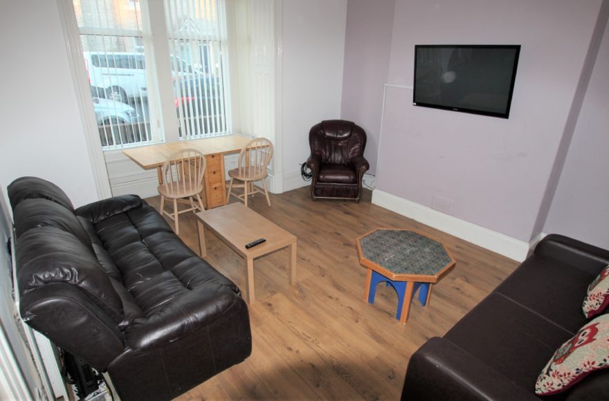 5 Bed Student or Professional House To Let on Cardigan Terrace Heaton Newcastle Upon Tyne