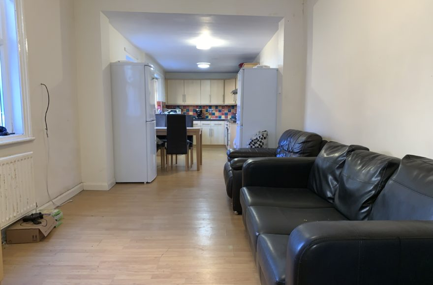 5 Bedroom Student Accommodation to let on Falmouth Road Heaton Newcastle upon Tyne