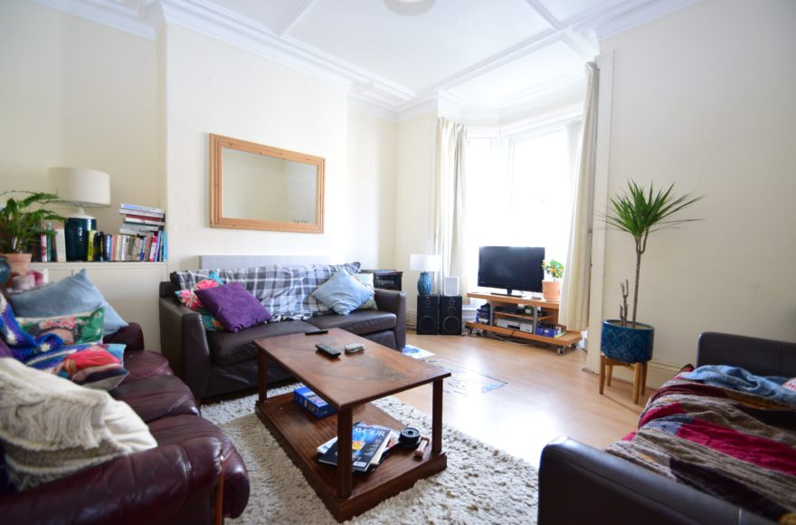 4 Bedroom Student, Family or Professional House To Rent Tenth Avenue, Heaton, Newcastle Upon Tyne