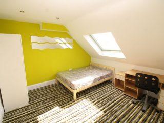 falmouth road heaton attic bedroom