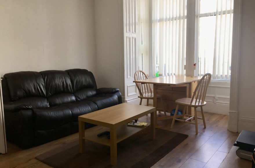 1 Double Bedroom in Shared 6 Bedroom House To Let Cardigan Terrace Heaton Newcastle Upon Tyne