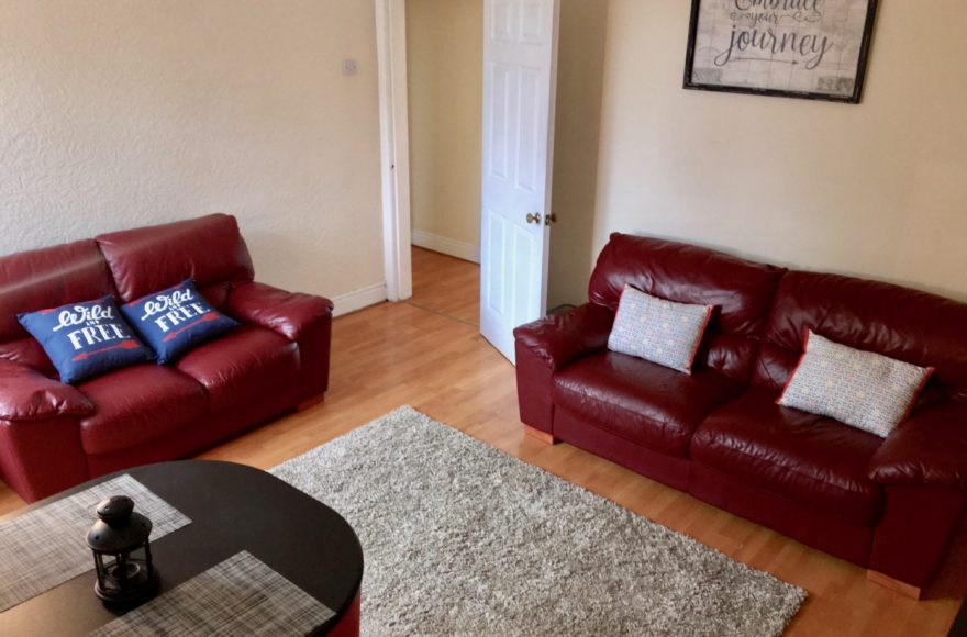 Room to let in Falt Share on Coast Road High Heaton