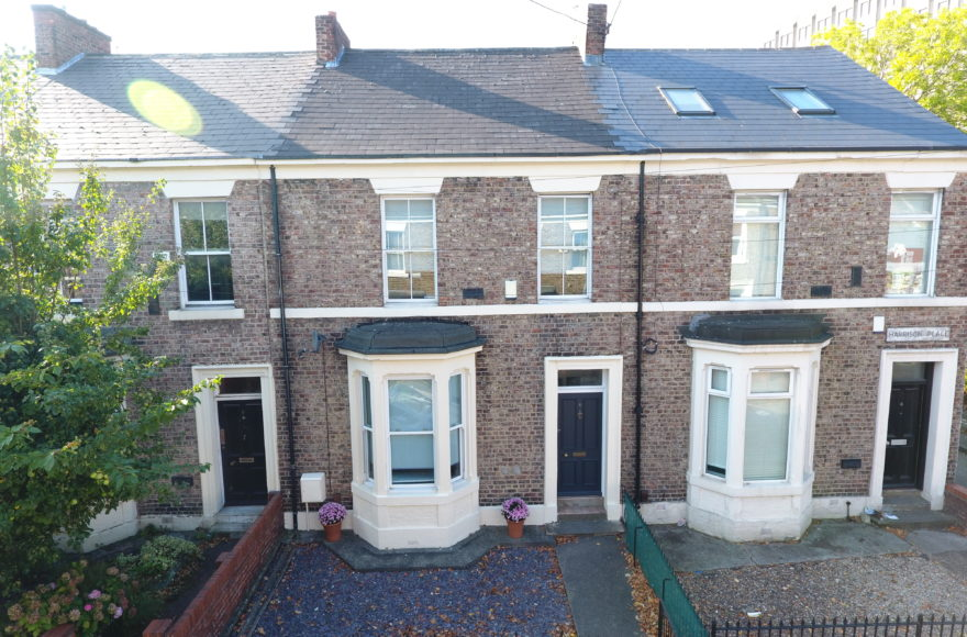 A Proper 7 Bedroom Student Accommodation House To Rent on Harrison Place in Jesmond Newcastle Upon Tyne