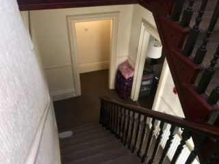 House To Rent on Heaton Road in Heaton Staircase