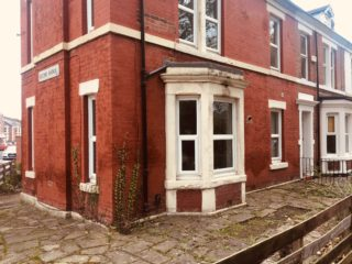 House To Let Second Avenue Heaton Front View