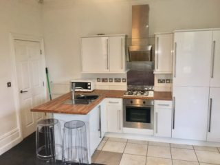 House To Let Second Avenue Heaton Kitchen