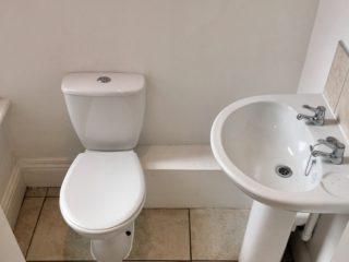 House To Let Second Avenue Heaton Bathroom