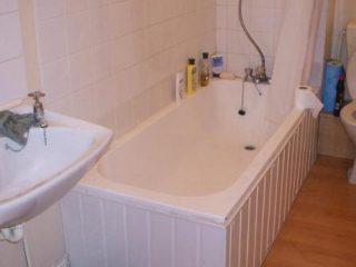Flat To Rent on Mundella Terrace Heaton Bathroom
