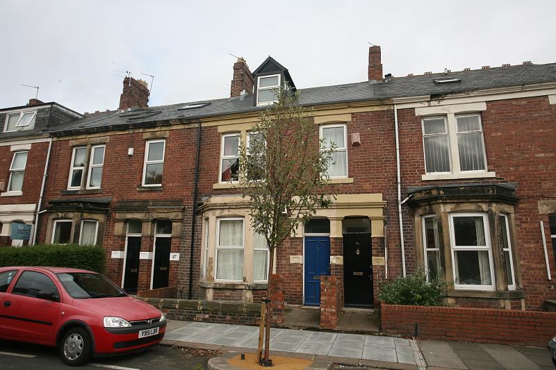 4 Bedroom Flat To Rent on Mundella Terrace, Heaton Newcastle Upon Tyne