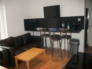 House To Let on Westgate Road Newcastle City Center Lounge