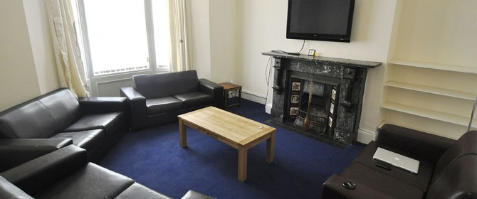 7 Bed Student HOUSE To Let on Cavendish Place in Jesmond Newcastle Upon Tyne