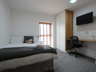 Apartment To Let in South Jesmond Bedroom