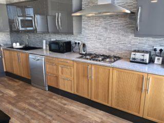 House To Let On Portland Terrace in Jesmond Kitchen