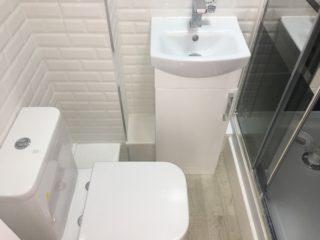 House To Let On Portland Terrace in Jesmond Bathroom