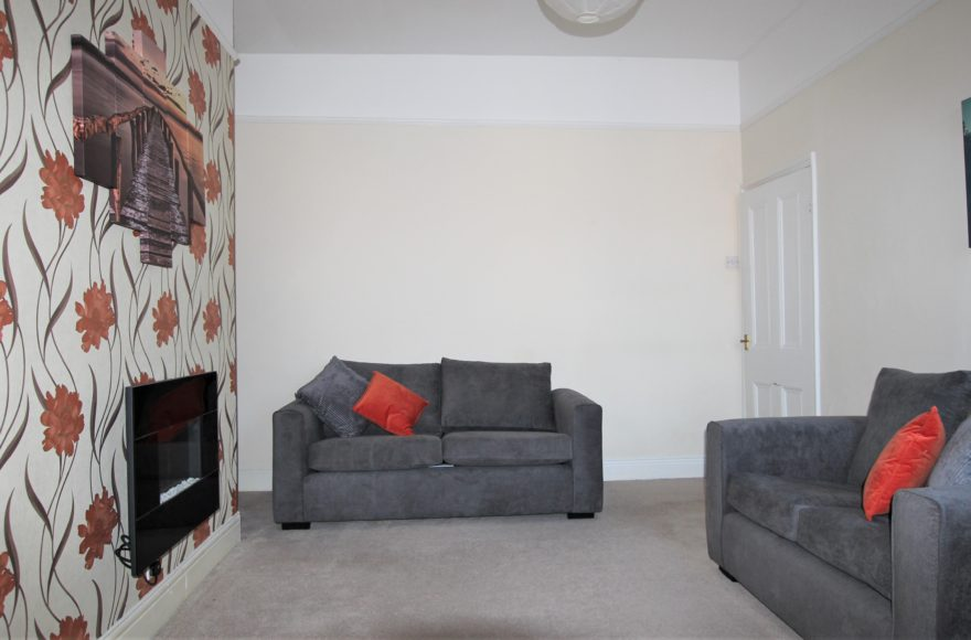 Newly Refurbished 2 Bed Student / Professional Accommodation To Let Trewitt Rd Heaton Newcastle