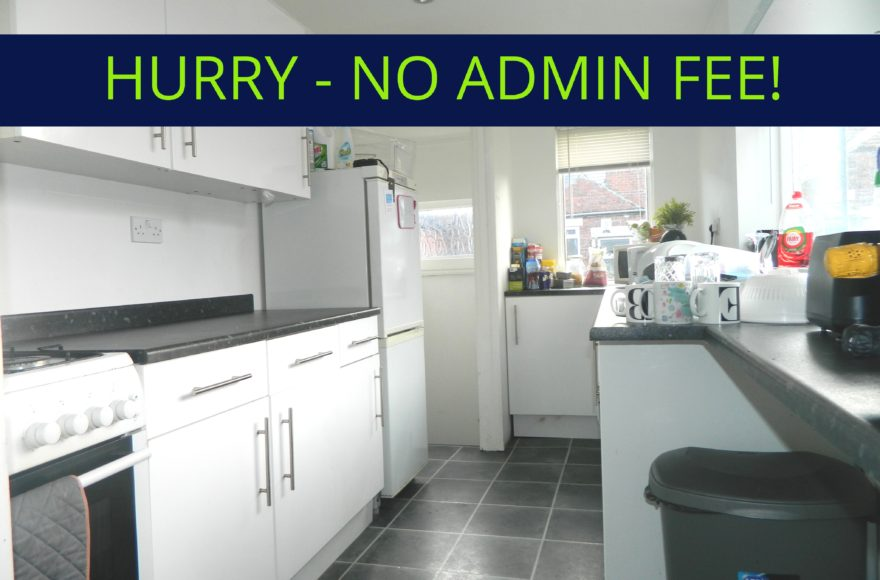 NO FEES 1 Bedroom to let in an All Bills Inclusive Professional House Share Simonside Terrace Heaton