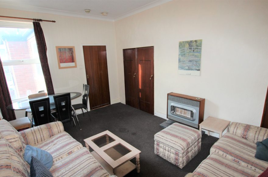 Upper 3 Bed Student or Professional Apartment To Let Chester Street Shieldfield Newcastle Upon Tyne
