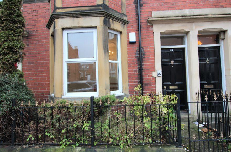 2 Bedroom Professional / student Apartment right on Grosvenor road Jesmond Newcastle Upon Tyne