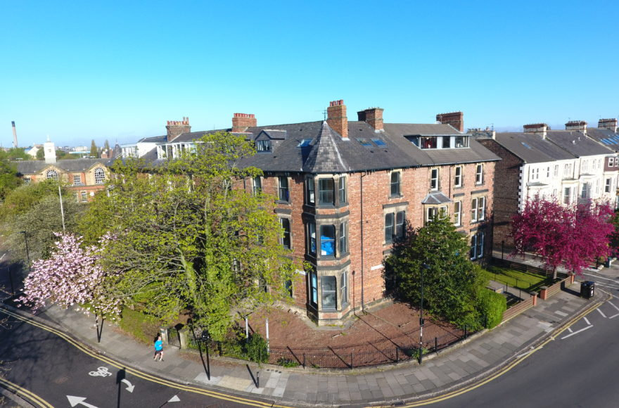 Eskdale Tce – Is This The Best 4 Bedroom (All Doubles with En-Suites) Apartment in Jesmond Newcastle