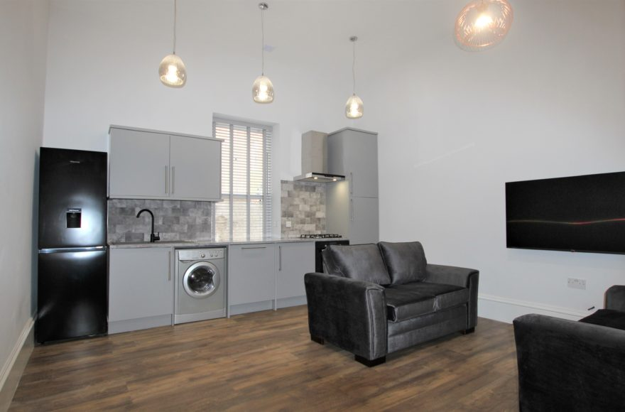 3 Double (all en-suite) Bedroom Luxury Apartment To Let Eskdale Tce Jesmond Newcastle Upon Tyne