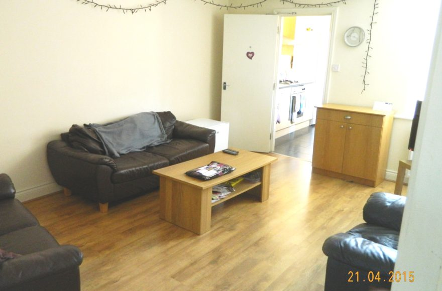 Large Modern 5 Bed Student / Professional Upper Apartment To Let Warwick Street Heaton Newcastle