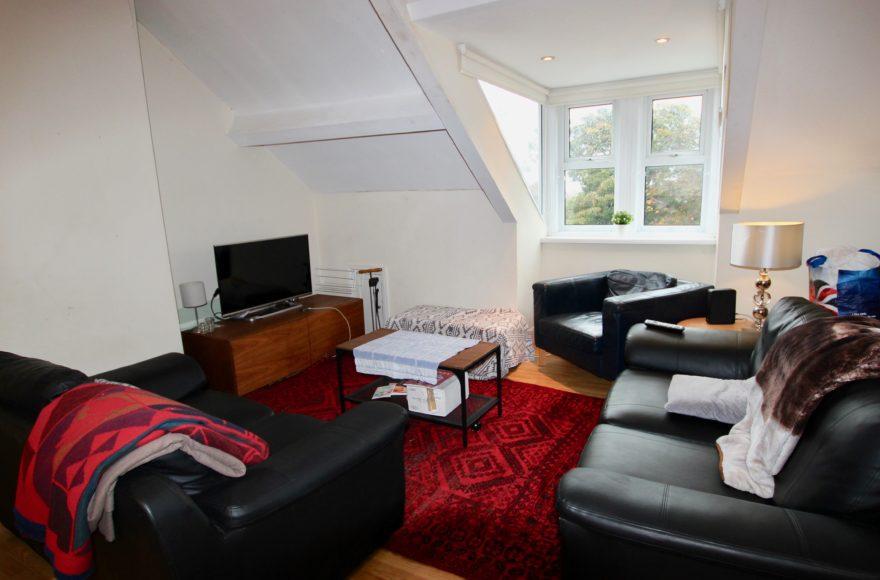 Superb 3 Bedroom Penthouse Apartment To Let On Osborne Rd Jesmond Newcastle Upon Tyne