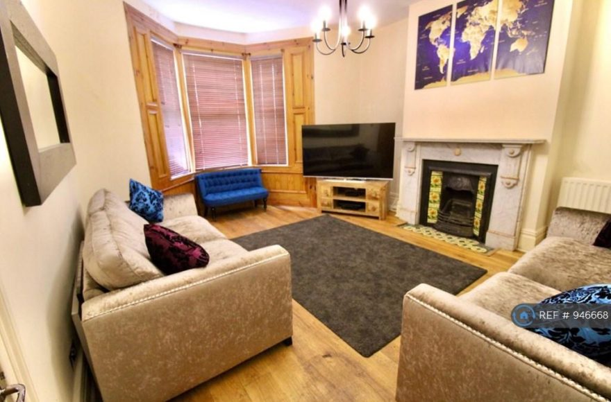 Probably the Best 8 Bed (8 En-Suite) Student House To Let Jesmond Newcastle Upon Tyne
