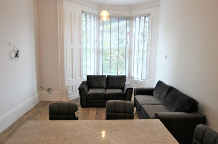 Is This The Best 4 Bedroom (All En-Suites) Apartment in Jesmond Newcastle? Flat 6 @ 3a Eskdale Tce