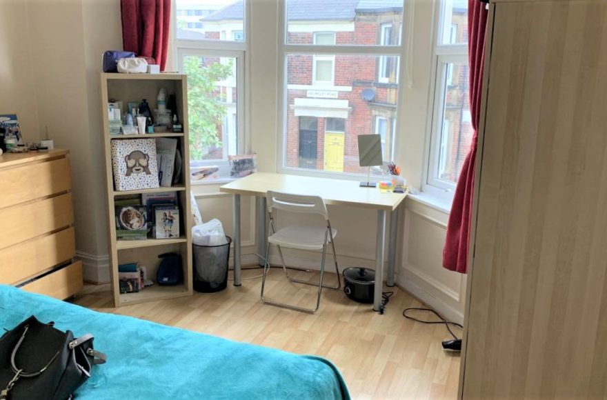 Superb 3 Bed Student / Professional Flat To Rent 92 Helmsley Road Sandyford Newcastle Upon Tyne