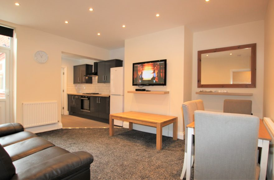 All New & Surely The Best 3 Bed (all double) 3 Bath Flat To Let Hotspur St Heaton Newcastle Upon Tyne
