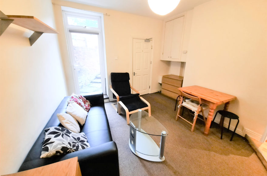 3 Double Bed Student / Professional Flat To Rent 145 Goldspink Lane Sandyford Newcastle Upon Tyne