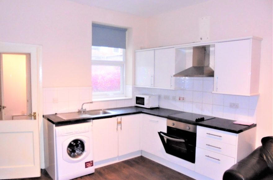 2 Bedroom Student / Professional Flat To Let 106 Ancrum Street Spital Tongues Newcastle Upon Tyne