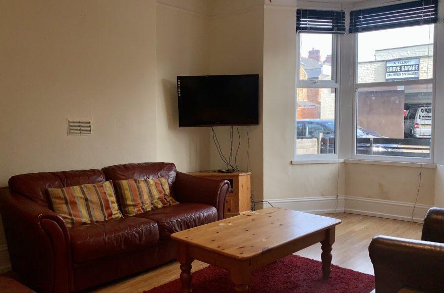 Very Impressive Student 6 bedroom Town House to Rent Heaton Hall Rd Heaton Newcastle Upon Tyne