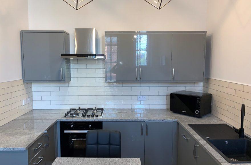 2 Double En-Suite Bedroom Flat To Let (f3) Eskdale Tce Brandling Park Jesmond Newcastle Upon Tyne