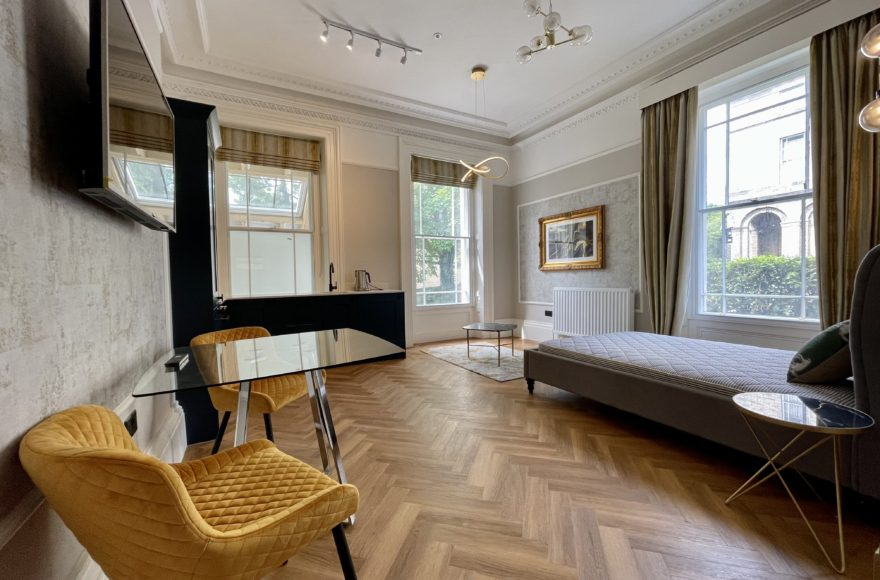 Claremont House Surely The Best BILLS INCLUSIVE NEW 1 Bed Studio Apartment Newcastle Upon Tyne