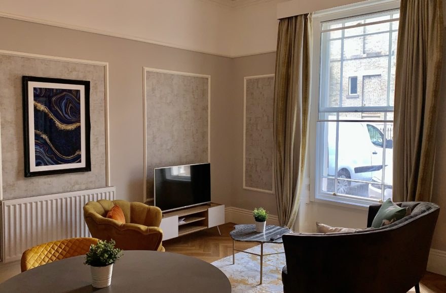 ALL NEW Claremont House Probably The Best 2 Double Bedroom 2 Bathroom Flat Newcastle Upon Tyne